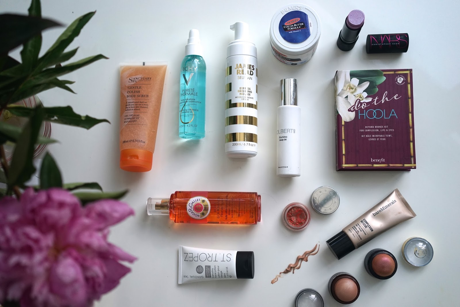 beauty products to make you glow