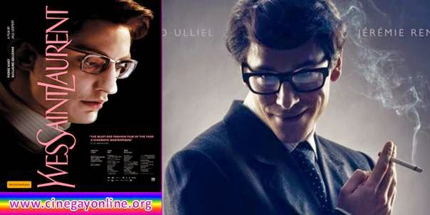 Yves Saint Laurent, película