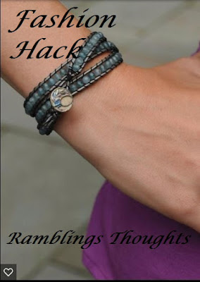 Ramblings Thoughts, Tip, Trick, Hack, Fashion, Bracelet, Putting on by yourself