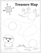 . picture file and print so you can create your very own treasure map.