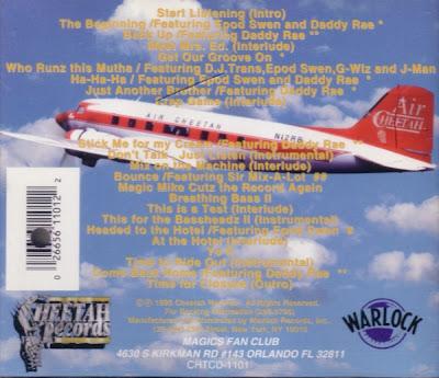 D.J. Magic Mike – Don't Talk Just Listen (1996) (VBR V2)