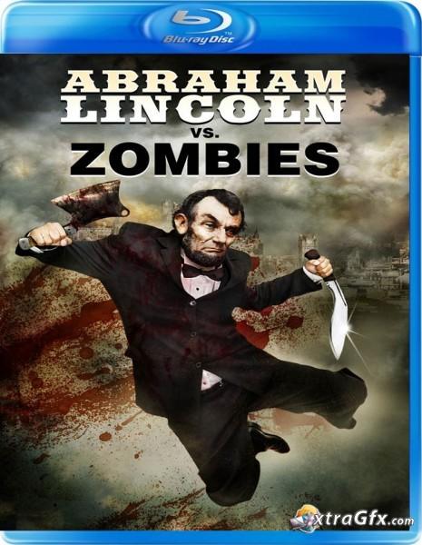 Abraham Lincoln Vs Zombies (2012) BluRay