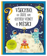 Nová knížka o Měsíci!
