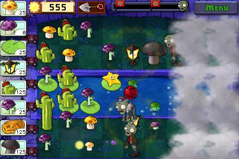 minijuegos hacen que Plantas contra Zombies sea uno de mis favoritos