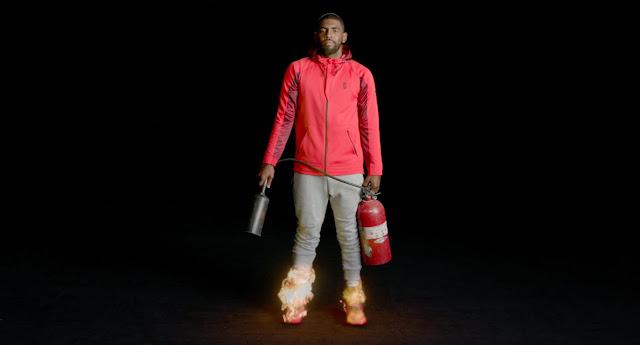 Kyrie Irving protagoniza lo último de Nike