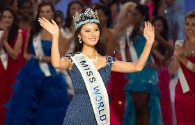Wenxia YU The Language of Miss World