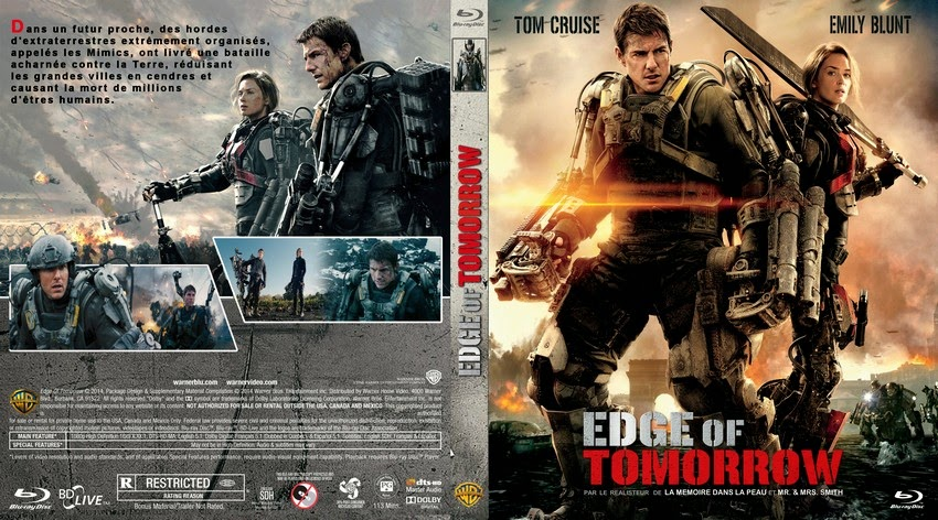 Edge of Tomorrow (2014) Full Movie Free Download