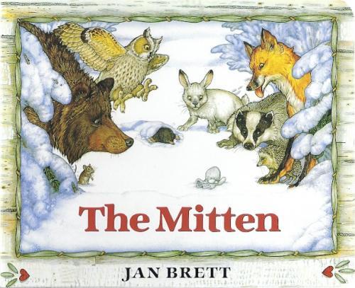 First grade a la carte jan brett books