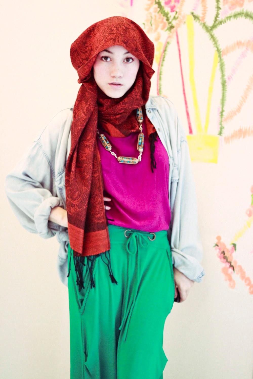 Life Box And The Sound Of Rain Moslem Fashion Blogger