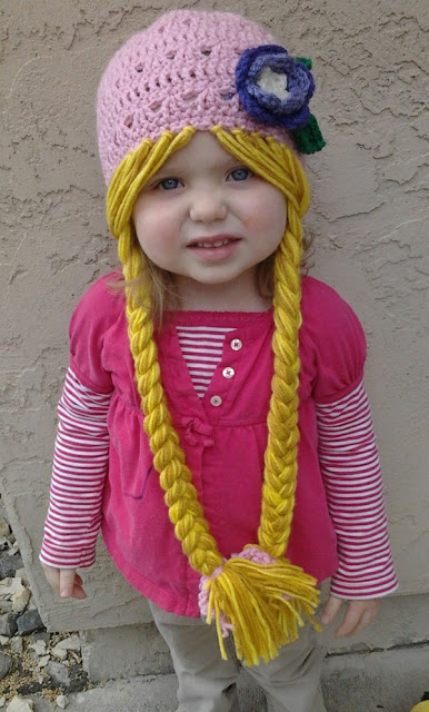 Ideas Disfraz casero de Rapunzel