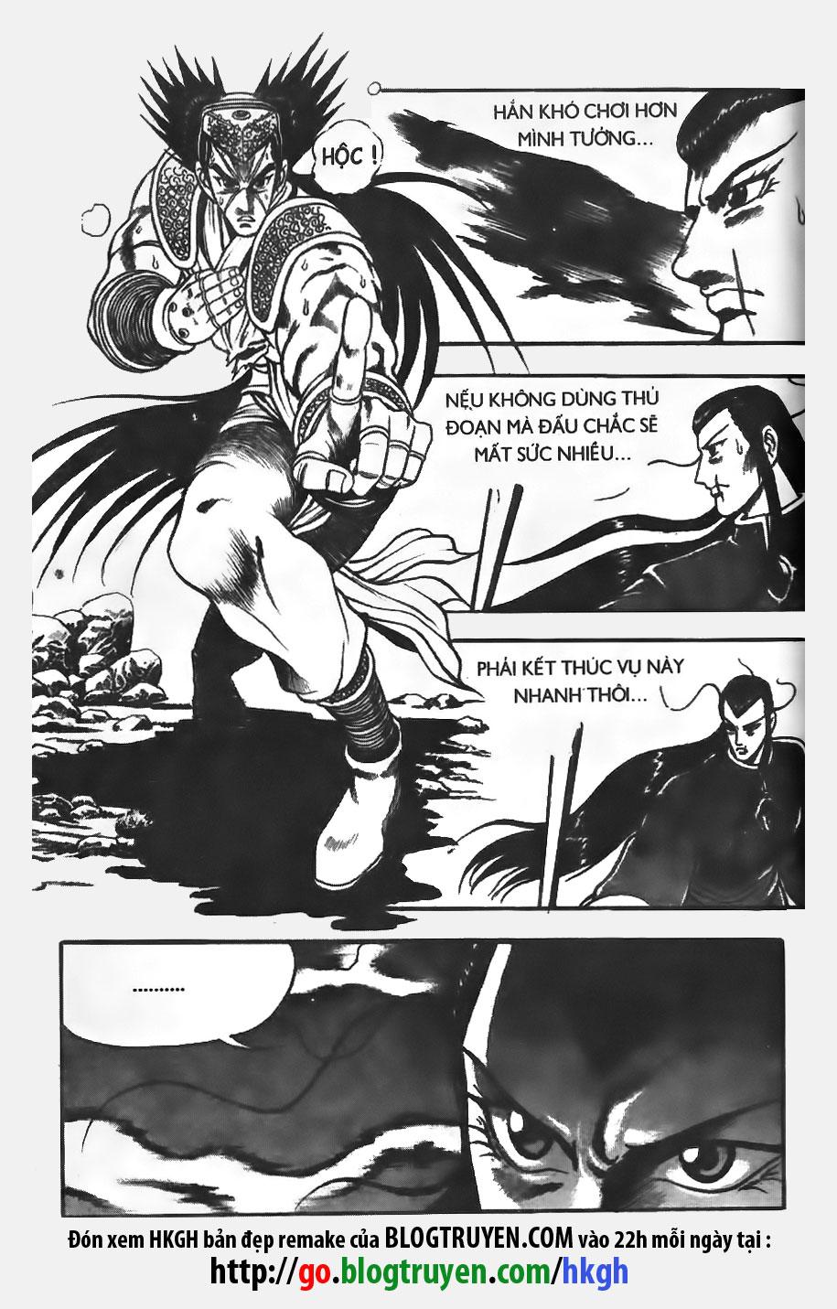 Hiệp Khách Giang Hồ - Hiệp Khách Giang Hồ Chap 053 - Pic 22