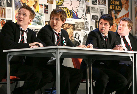 the history boys essays The tony award winning play the history boys written by alan bennett makes its screen debut starring dominic cooper and samuel barnett, students of a british.
