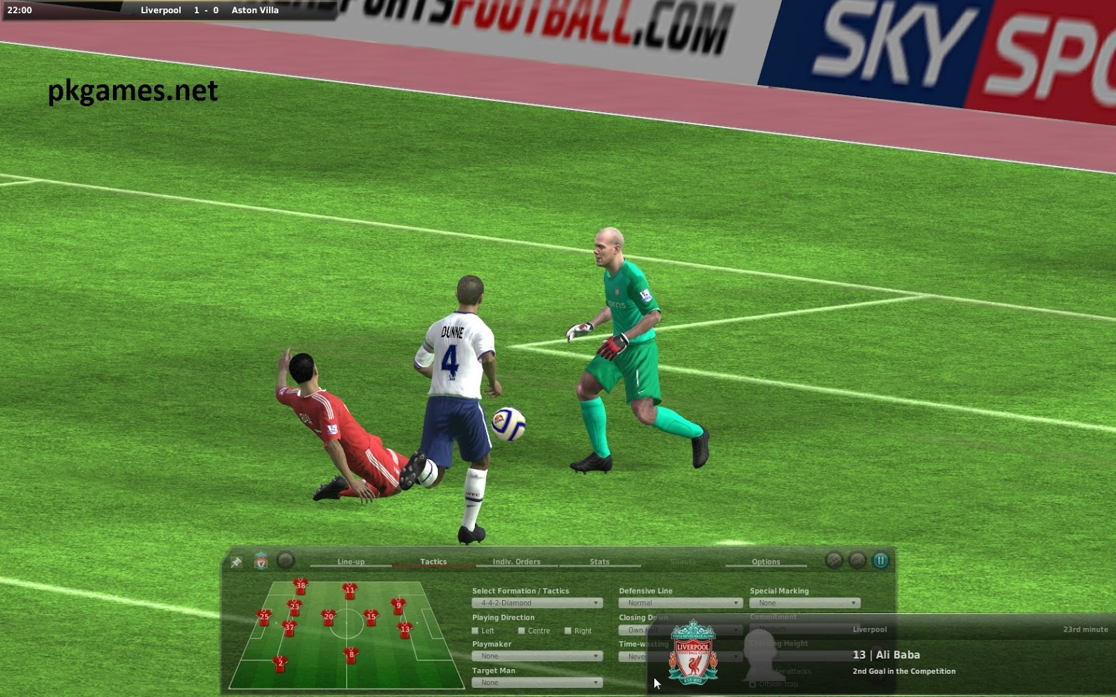 Free Download Fifa Manger 2010 Highly Compressed Full Version PC Game ...