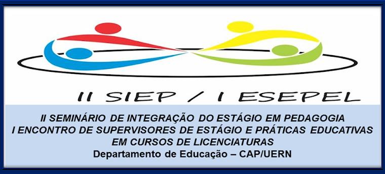 II SIEP - I ESEPEL 2012