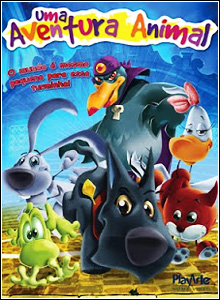 Download Uma Aventura Animal Dublado DVDRip 2012