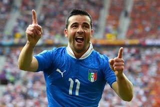 Resultado España Vs Italia – Eurocopa 2012