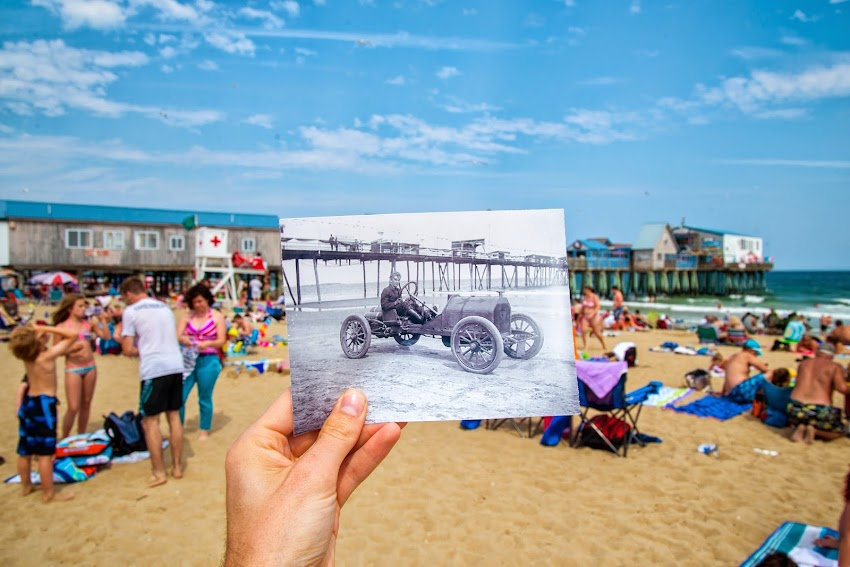 Old Orchard Beach, Maine Greater Portland Summer Looking into the Past July 2014 Photo by Corey Templeton