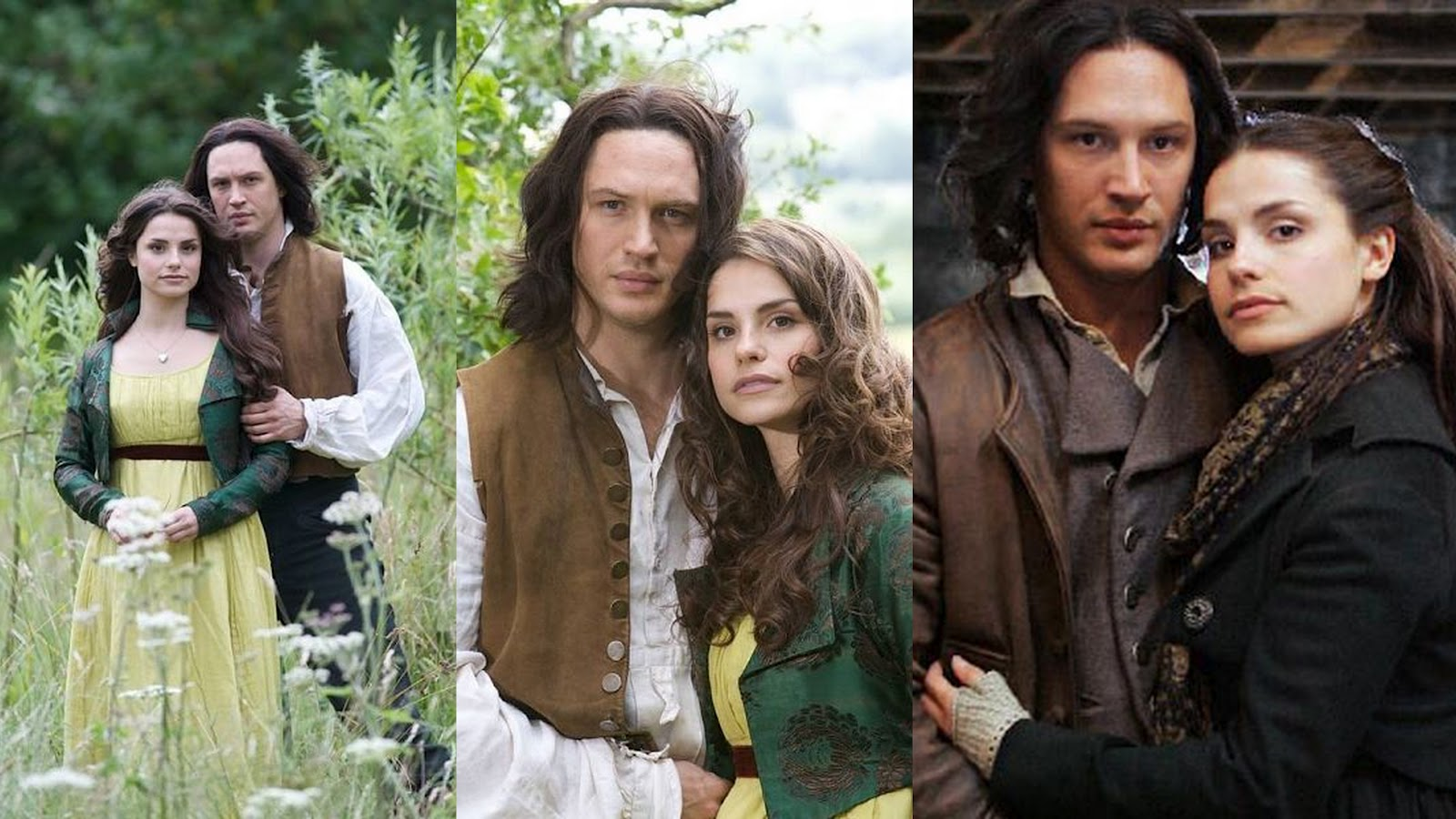 wuthering heights archives collar city brownstone charlotte riley and tom hardy collage