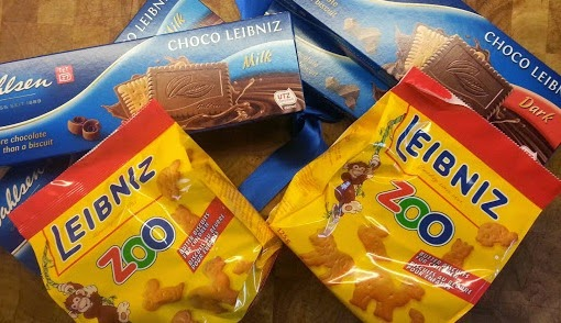 Bahlsen Choco Liebniz Biscuit recipes cooking with kids