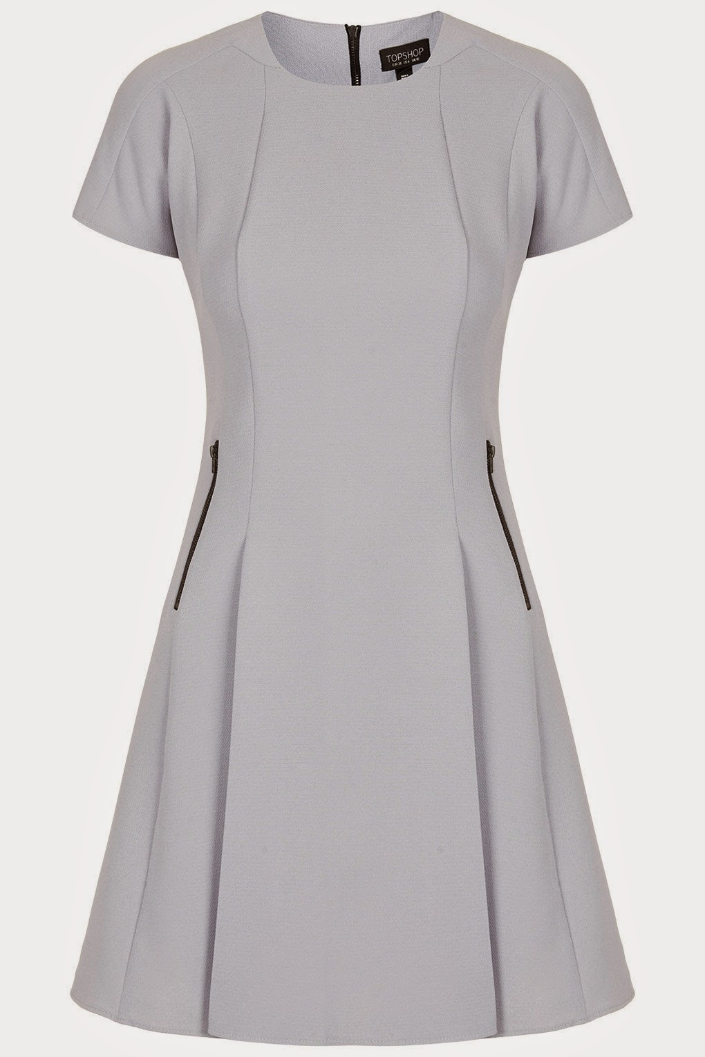 grey zip topshop dress, zip topshop dress,