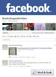 Boodschappen op Facebook