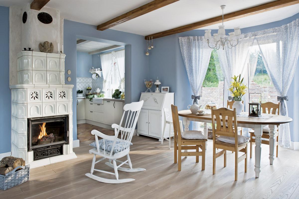Amenajarea unei case de la ar jurnal de design interior - Interior designs country style houses ...