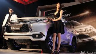 Mitsubishi Percaya Diri  Kuasai Segmen Off Road