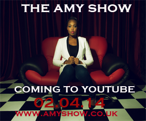 The Amy Show - Watch & Win!