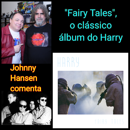 Fairy Tales, o clássico álbum do Harry