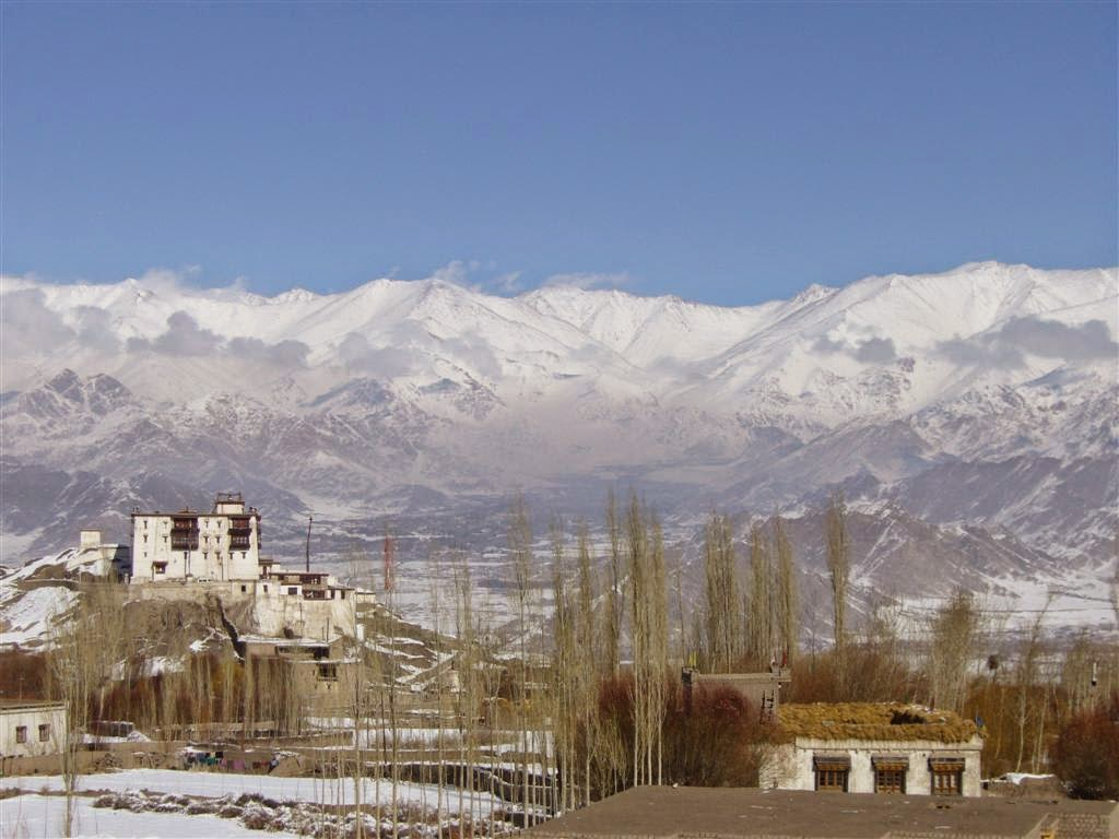 Stok village, Ladakh pictures