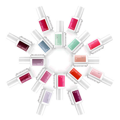 Essie Gel Nail Polishes