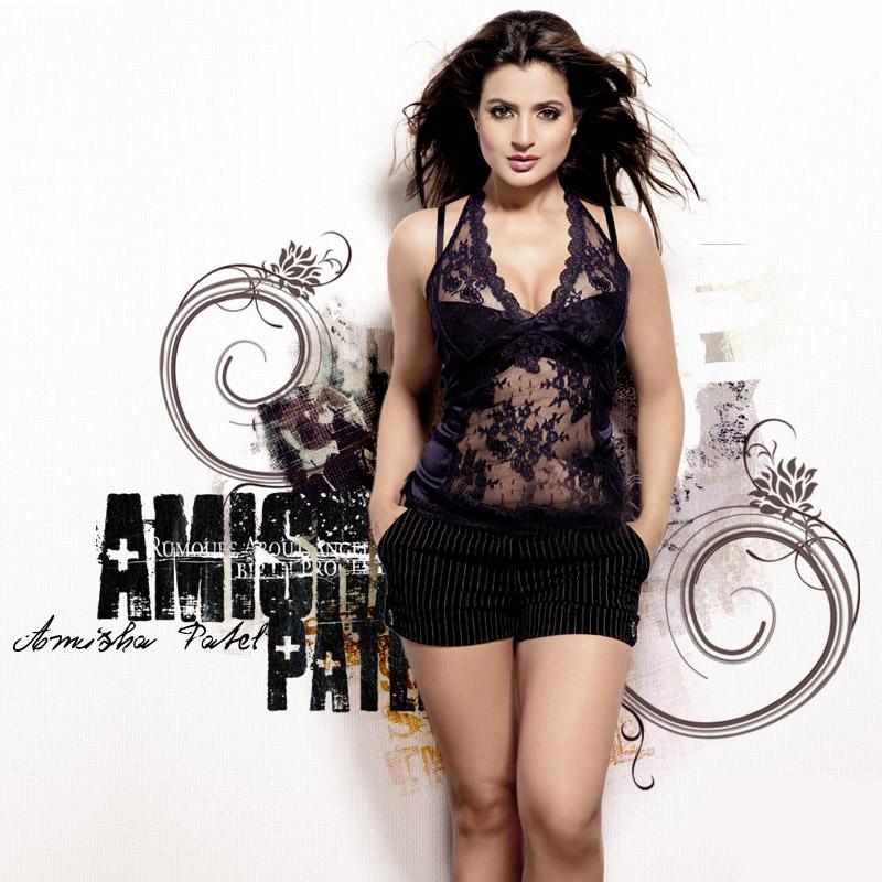 Hot And Sexy Bollywood Acter Amisha Patel: Amisha Patel 2