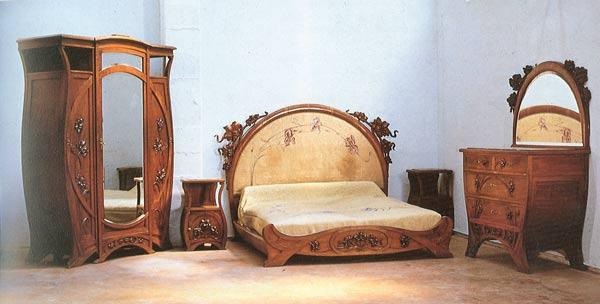 Adalingo lo stile liberty botteghe lombarde di ferruccio - Camere da letto stile liberty ...