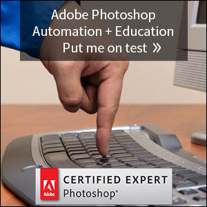 Photoshop Automation