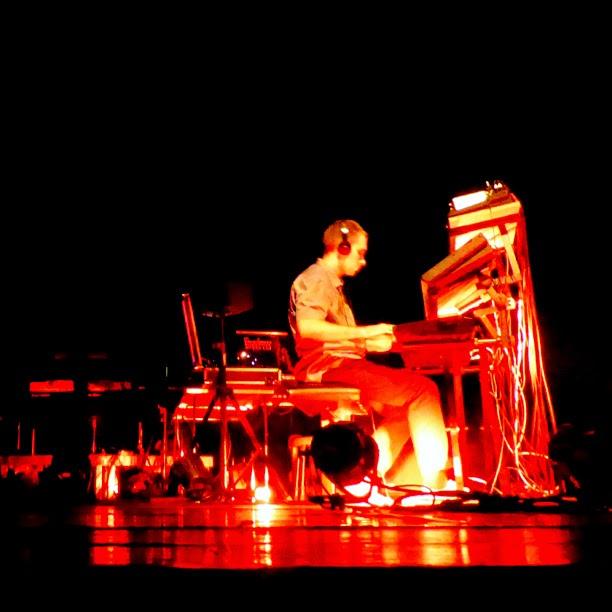 Sensory++ @ B-Wave Festival 2014 / photo S. Mazars