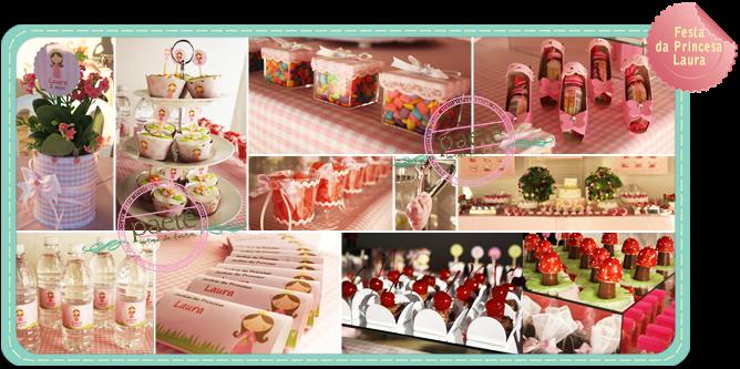 festa jardim da princesa : festa jardim da princesa:Paetê Festas: Festa Infantil Menina