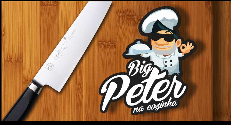 BigPeter na cozinha