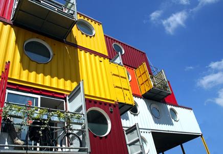 investir maison container