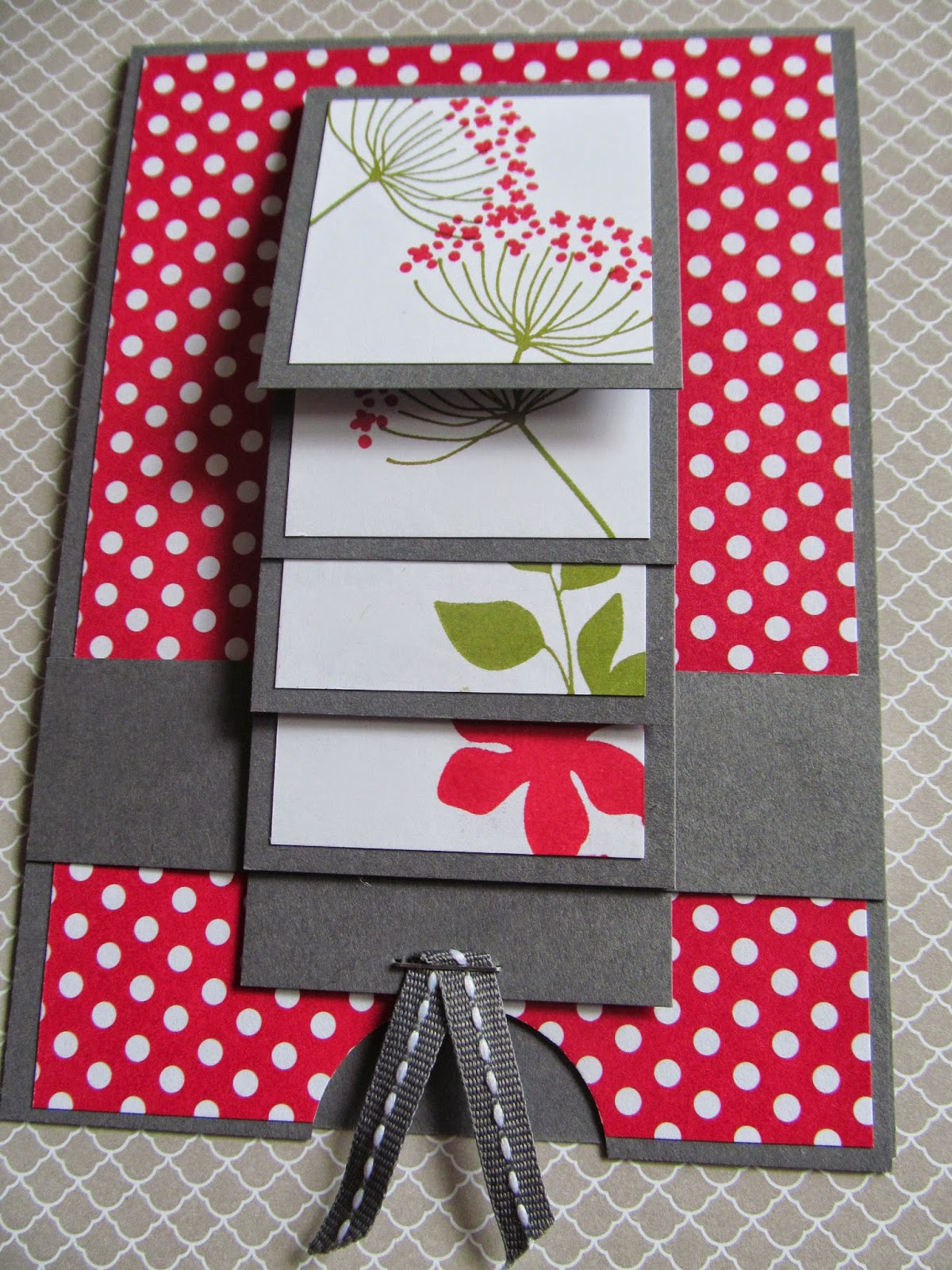 Waterfall Cards - class by www.jeminicrafts.co.uk