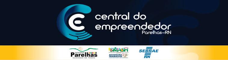 Central do Empreendedor de Parelhas/RN