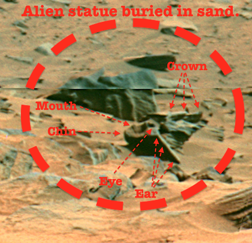 Real Alien Pictures From Mars (page 2) - Pics about space