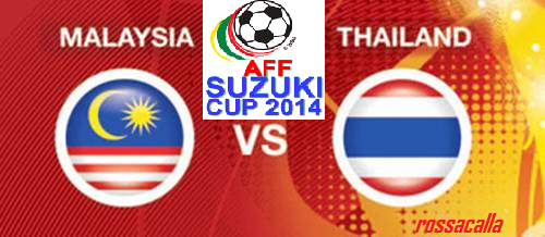 result Malaysia Vs Thailand 26 november 2014