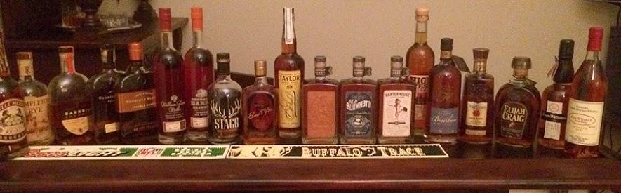 The Blundon Bourbon Review