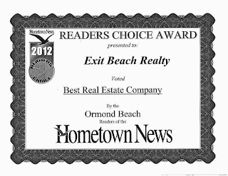 Exit Beach Realty - Readers Choice Award