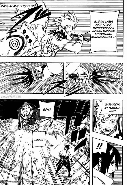 Komik Naruto 639 Bahasa Indonesia halaman 13