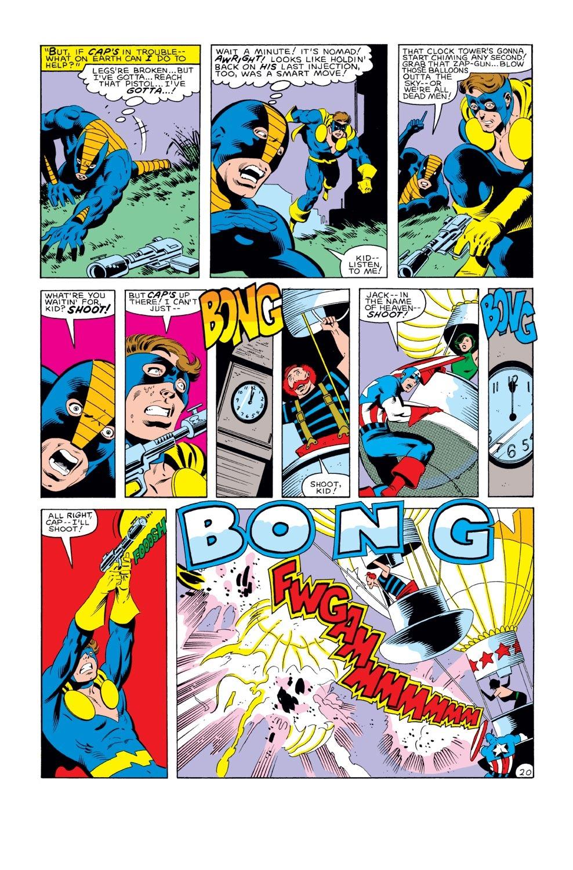 Captain America (1968) Issue #283 #199 - English 21