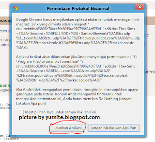 Cara mendownload file torrent