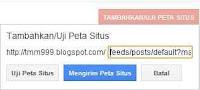 sitemap google webmaster