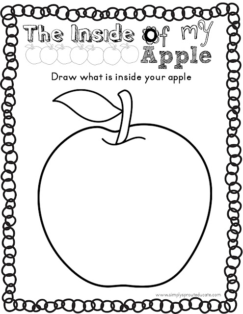 apple dunking simply sprout : apple diagram - findchart.co
