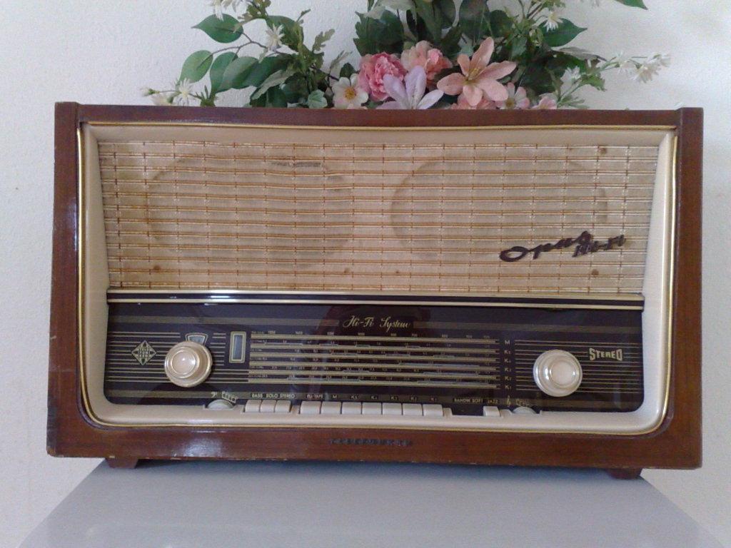 راديو تلفنكن الماني